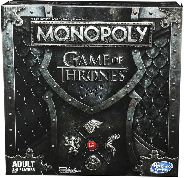 Monopoly: Game of Thrones Ed