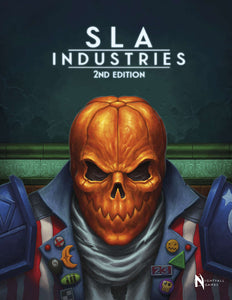 SLA Industries 2nd Ed