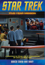 Load image into Gallery viewer, Star Trek: Five Year Mission