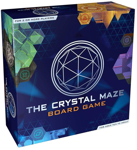 The Crystal Maze: The Board Game