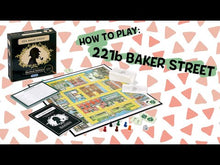 Load and play video in Gallery viewer, 221B Baker Street: The Master Detective Game
