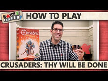 Load and play video in Gallery viewer, Crusaders: Thy Will Be Done