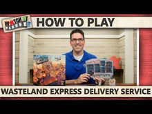 Load and play video in Gallery viewer, Wasteland Express Delivery Service