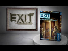 Load and play video in Gallery viewer, EXiT: The Mysterious Museum