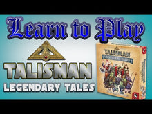 Load and play video in Gallery viewer, Talisman Legendary Tales