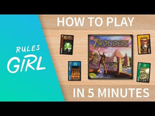 Load and play video in Gallery viewer, 7 Wonders (2nd Ed)