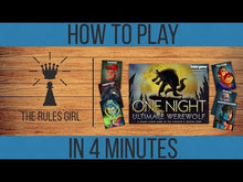Load and play video in Gallery viewer, One Night Werewolf Daybreak