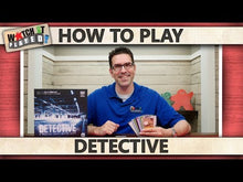 Load and play video in Gallery viewer, Detective: A Modern Crime Board Game