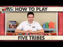 Load and play video in Gallery viewer, Five Tribes