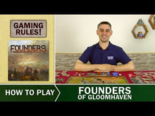 Load and play video in Gallery viewer, Founders of Gloomhaven