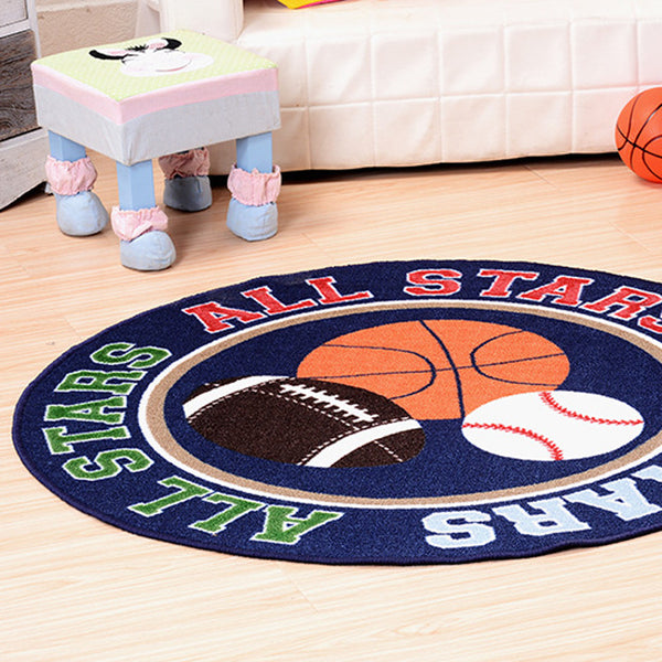 Tapis Rond <br> Sport