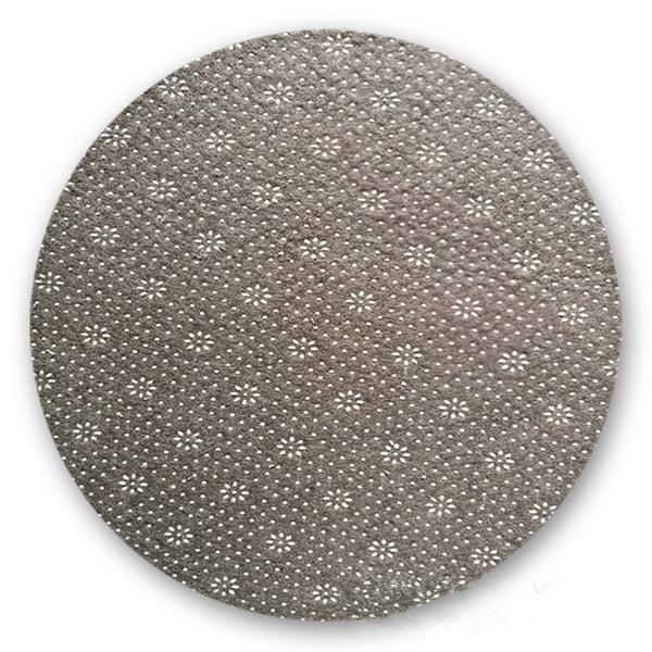 Tapis Rond Corbeau