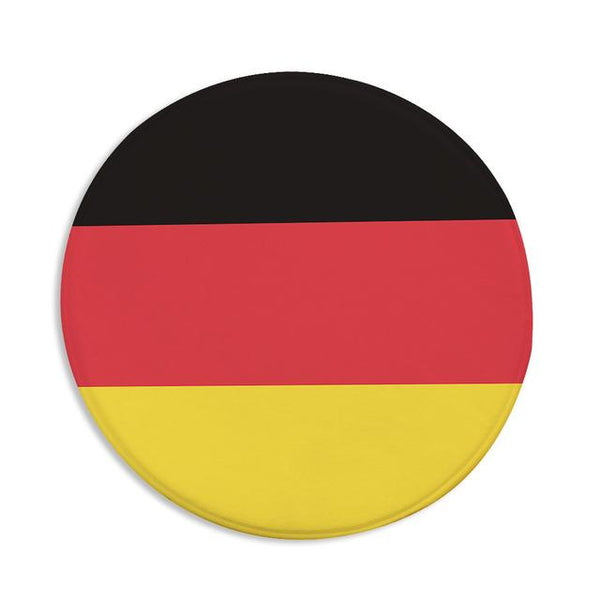 Tapis Rond Allemagne | Mon Tapis Rond