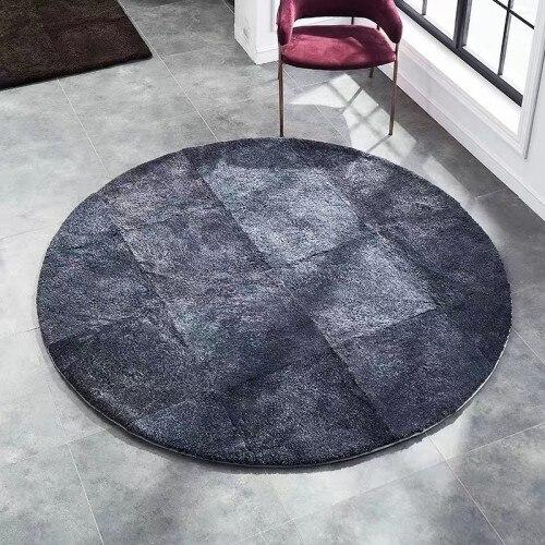 Tapis Rond Pure Laine | Mon Tapis Rond
