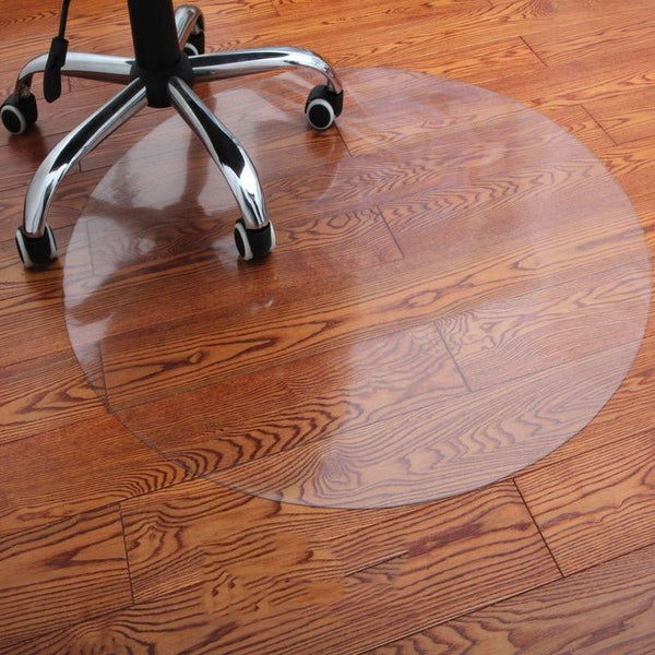 Tapis Rond Transparent Protection | Mon Tapis Rond