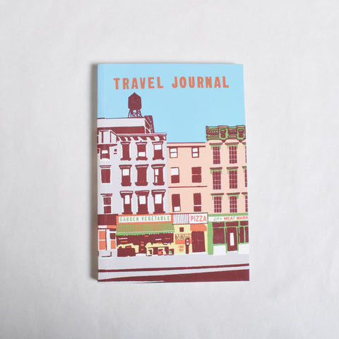 Travel Journal - Downtown