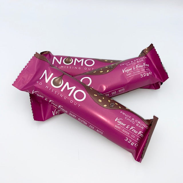 NOMO Fruit & Nut Chocolate Bar 38g