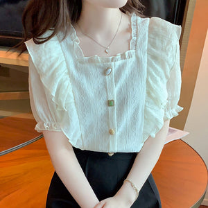 Solid color blazer casual coat skirt suit