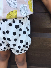 Load image into Gallery viewer, Girls Polka Dot Shorts