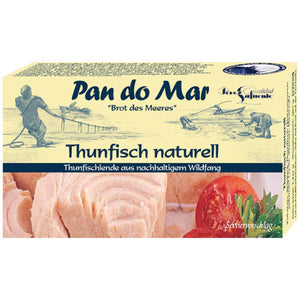 Thunfisch naturell in Lake 120 g