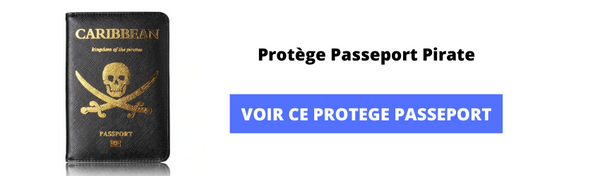 Protege Passeport Pirate