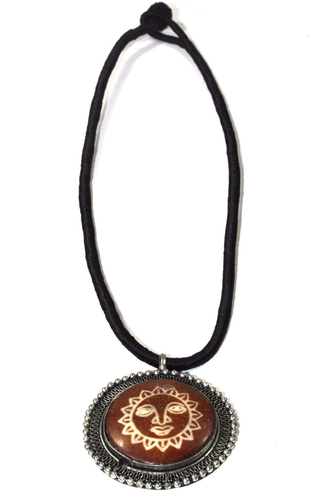Auspicious Sun Spiritual Necklace