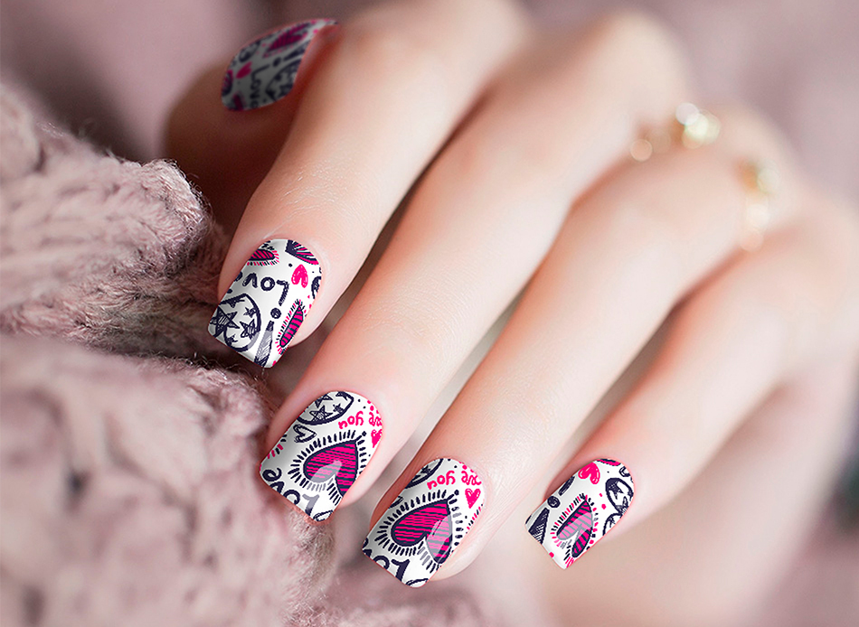 BewLady Nails - Love Me