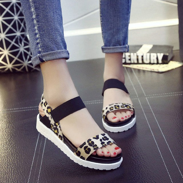 Fashion Sandals For Women Sandalias Mujer High