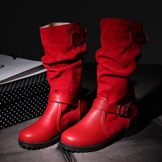 Ladies Women Winter Boots Hot Sale 2020 Extra Wide