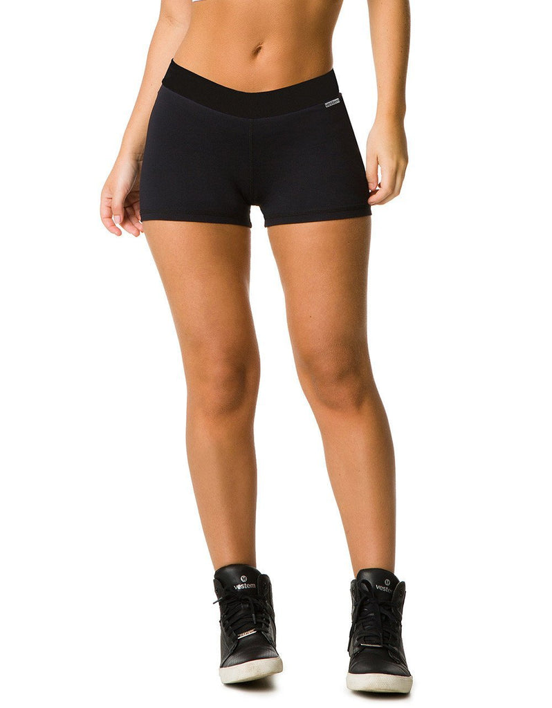 SHORTS 145 DELANO BLACK