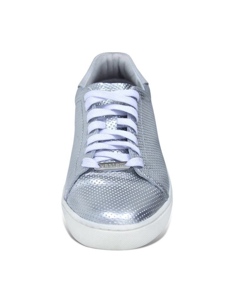 WOMAN SNEAKERS 06 SLIM SILVER
