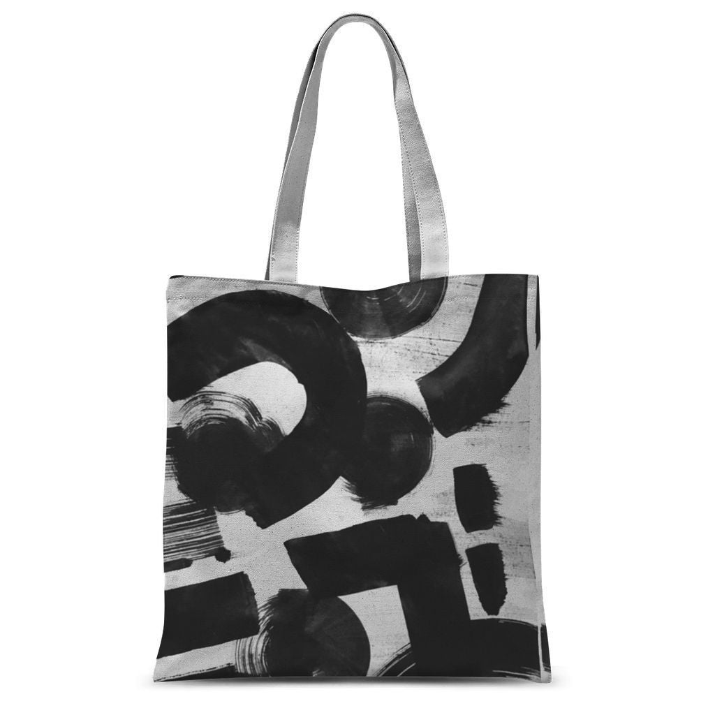 Art 7 Sublimation Tote Bag