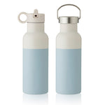 Neo - Wasserflasche 500 ml Sea blue/sandy mix