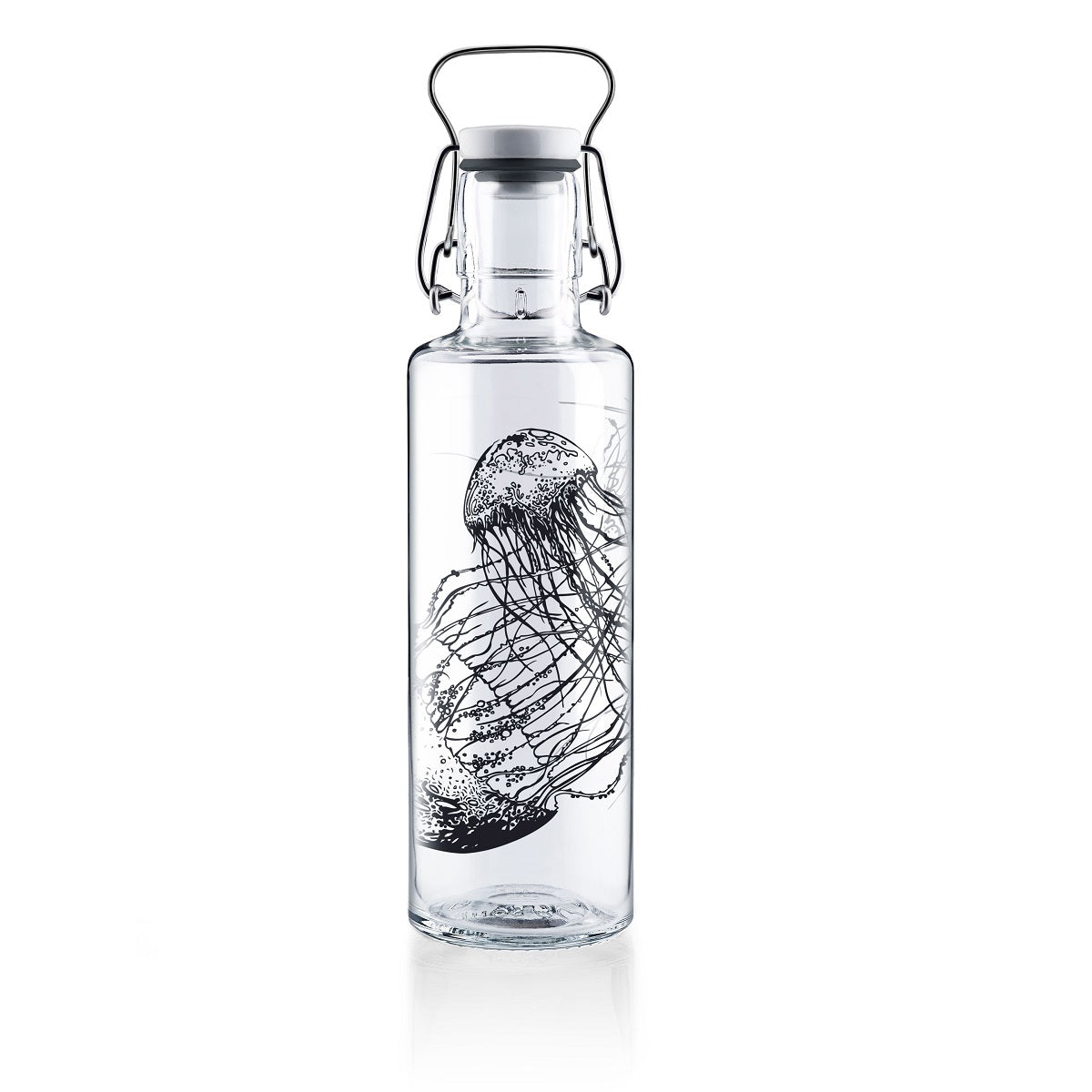 "Soulbottle 0,6l ""Jellyfish in the bottle"""