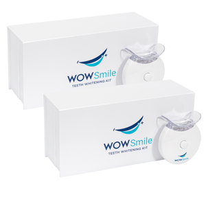 Duo Pack - 2 Luxury Teeth Whitening Kits