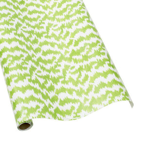 Modern Lime Green Wrapping Paper