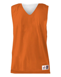 Youth Reversible Mesh Tank ( Logo on Front & Number on Back )