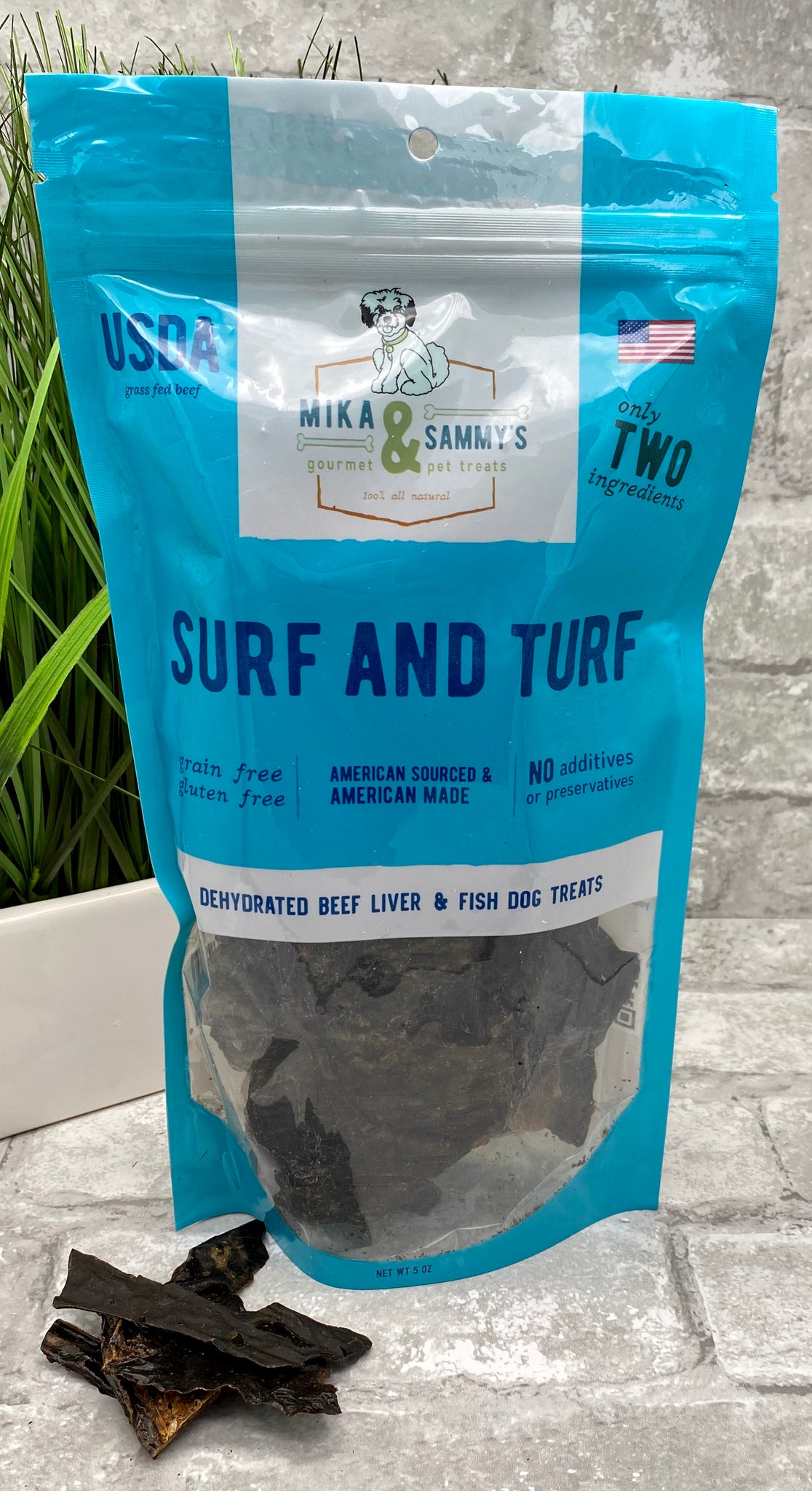 Surf And Turf 5oz.
