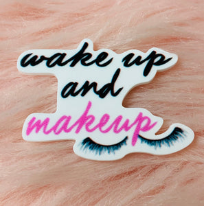 *Resin PLANAR* Wake Up And Makeup