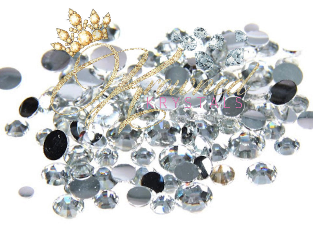 Crystal Resin Rhinestones
