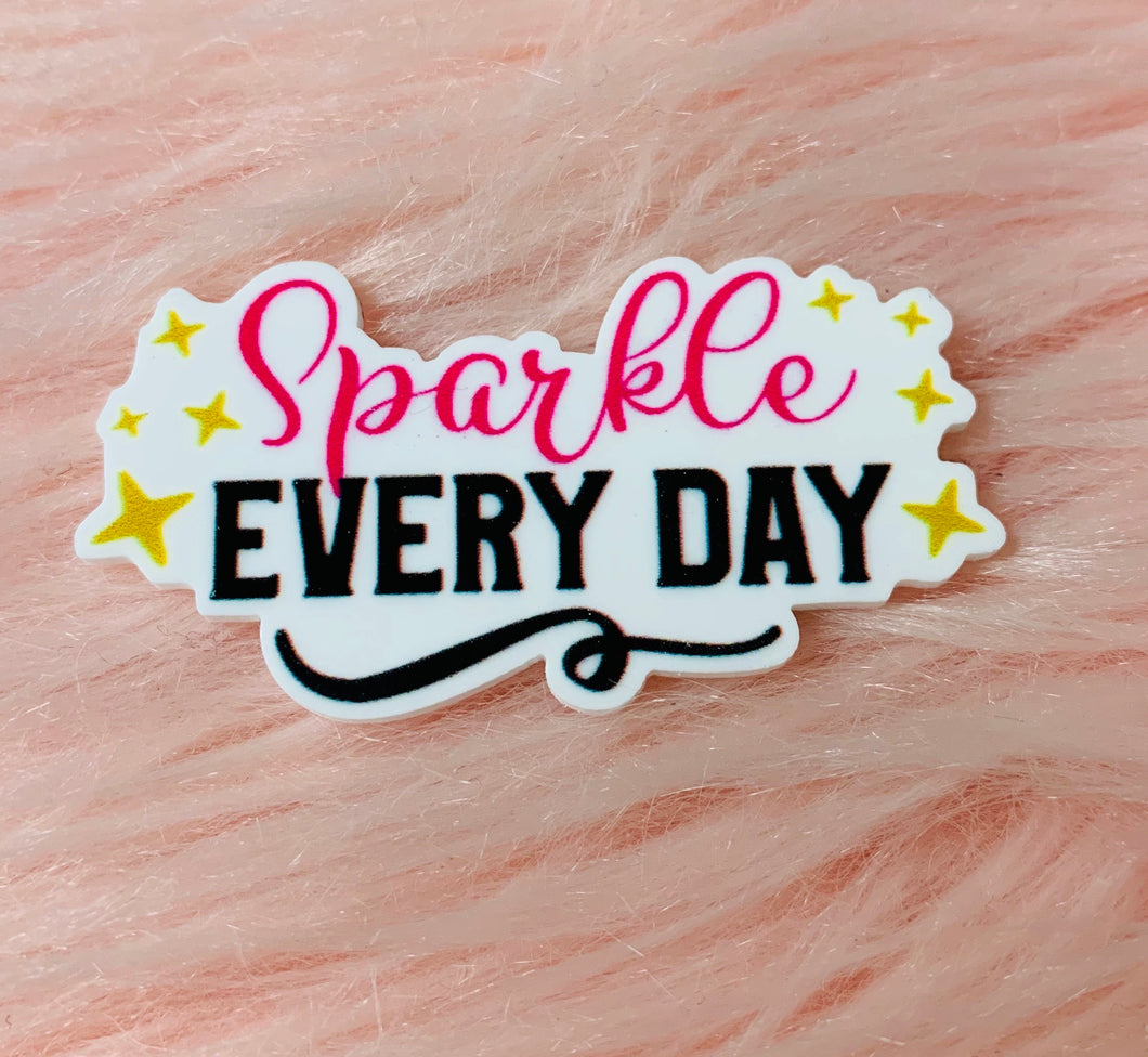 *Resin PLANAR* Sparkle Every Day