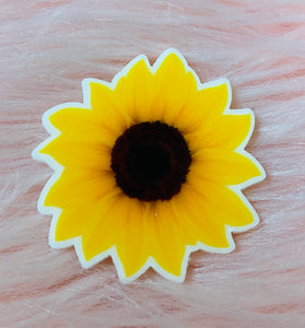 *Resin PLANAR* Yellow Flower