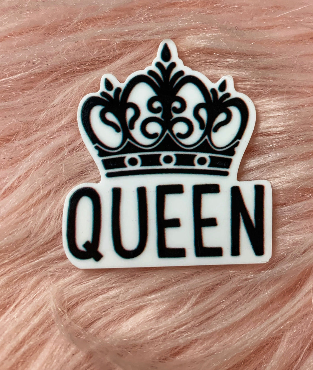 *Resin PLANAR* Queen All Black