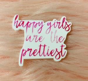 *Resin PLANAR* Happy Girls/Prettiest