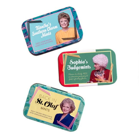 The Golden Girls Mints