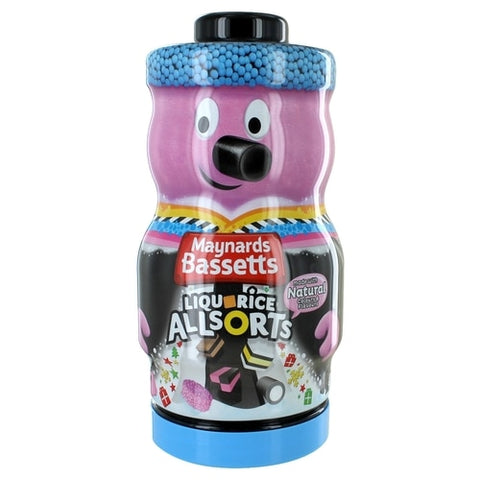 Liquorice All Sorts Christmas Container