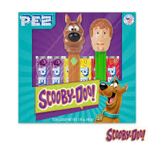 Scooby-Doo Pez Twins Set