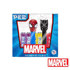 Marvel Pez Twin Set