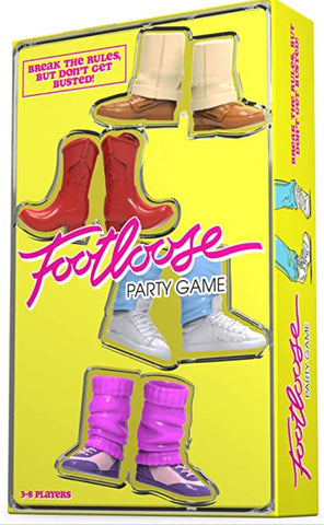 Footloose Party Game