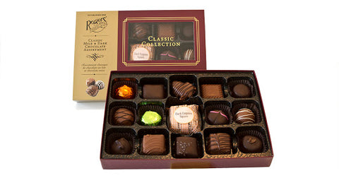 Rogers Classic Milk & Dark Chocolate Assortment
